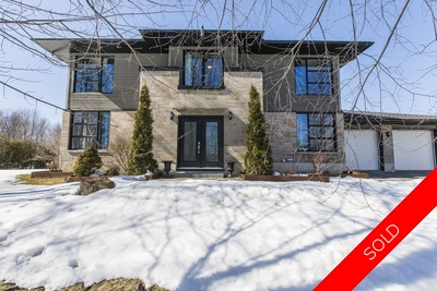Ottawa Detached for sale:  4 bedroom  Stainless Steel Appliances, Hardwood Floors  (Listed 2018-03-28)