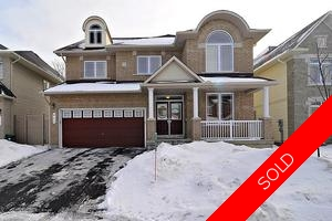 Nepean Detached for sale:  4 bedroom 3,181 sq.ft. (Listed 2013-01-22)