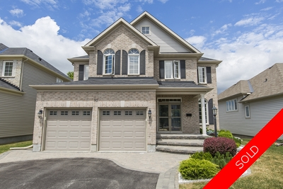 Ottawa Detached for sale:  4 bedroom  Stainless Steel Appliances, Granite Countertop, Hardwood Floors  (Listed 2016-06-27)
