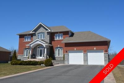 Ottawa Detached for sale:  4 bedroom  Stainless Steel Appliances, Granite Countertop, Hardwood Floors  (Listed 2018-02-14)