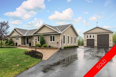 Kemptville Detached for sale:  3 bedroom  (Listed 2018-05-17)