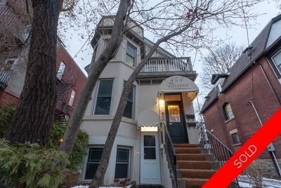 Sandy Hill Triplex for sale:  Studio  (Listed 2019-04-03)