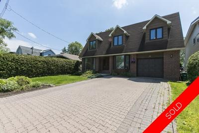 Ottawa Detached for sale:  4 bedroom  (Listed 2019-06-27)