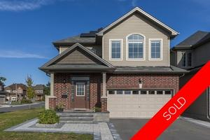 Barrhaven Detached for sale:  4 bedroom  Stainless Steel Appliances, Granite Countertop, Hardwood Floors  (Listed 2019-10-10)