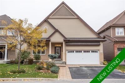 Findlay Creek Detached for sale:  4 bedroom  (Listed 2019-10-24)