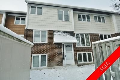 Beaverbrook Condo Row Unit for sale:  3 bedroom  (Listed 2019-12-19)
