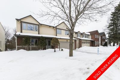 Barrhaven Detached for sale:  4 bedroom  Hardwood Floors  (Listed 2020-02-26)