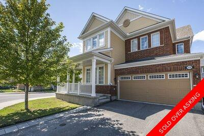 Fairwinds - Stittsville Detached for sale:  4 bedroom  (Listed 2020-08-18)