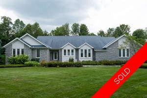Manotick Detached for sale:  4 bedroom 2,500 sq.ft. (Listed 2013-08-14)